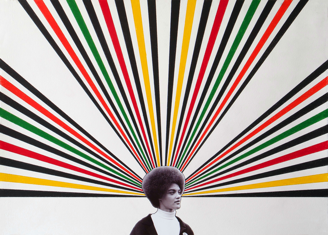 Rico Gatson, 'Kathleen C.', 2019, Jenkins Johnson Gallery