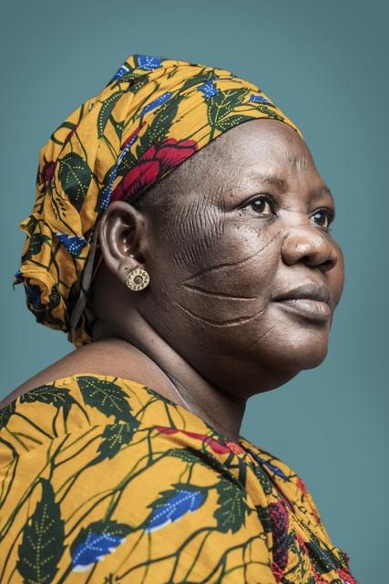 , 'Ms Djeneba,' 2014, Loft Art Gallery