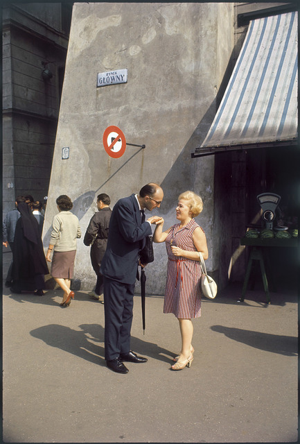 , 'Krakow, Poland,' 1964, Edwynn Houk Gallery