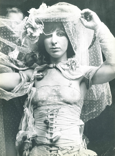 ", '""Ragdoll""... Rizzioli's ""Fashion as Fantasy"",' 1975, IFAC Arts"