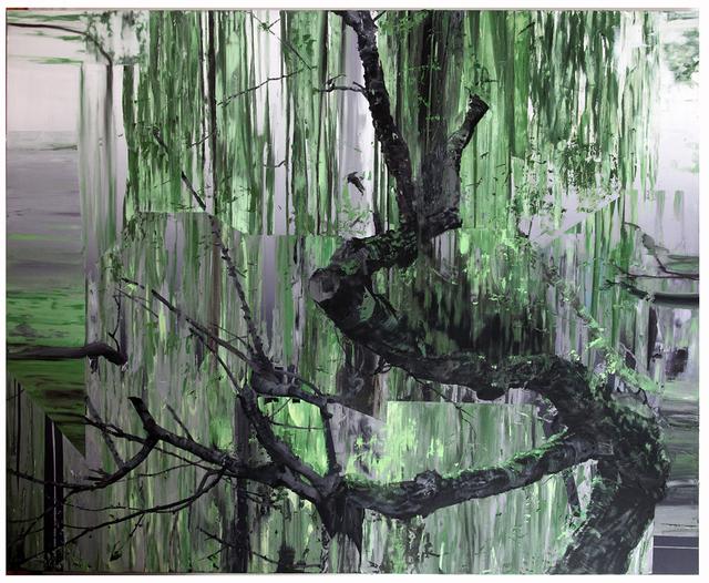 , 'Frêne,' 2017, Art Mûr