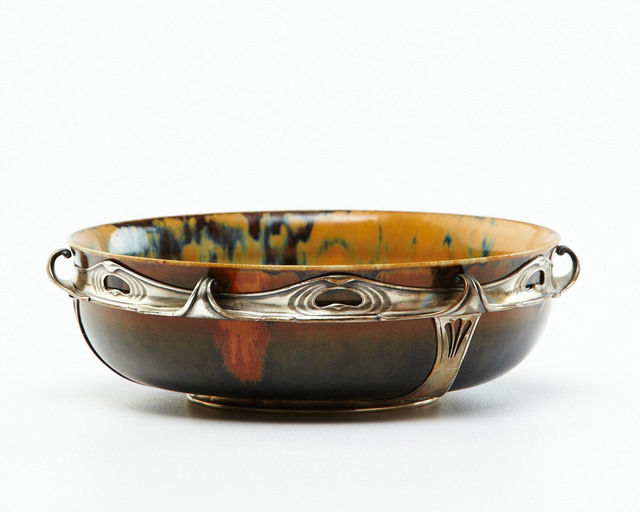, 'Mounted Bowl,' 1900, Jason Jacques Gallery