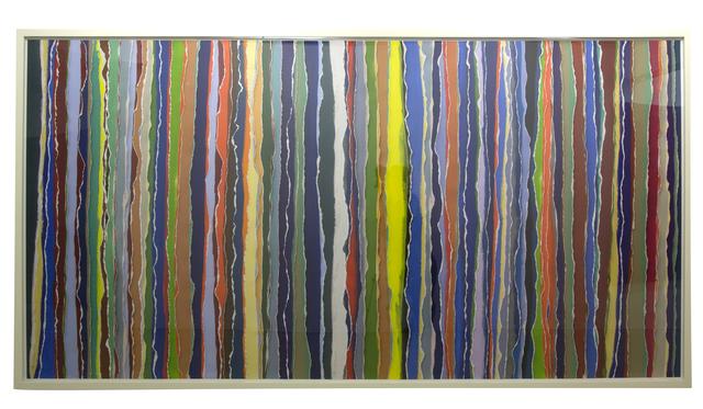 , 'Handmade: Sem título (Colored tears),' 2016, Galeria Nara Roesler
