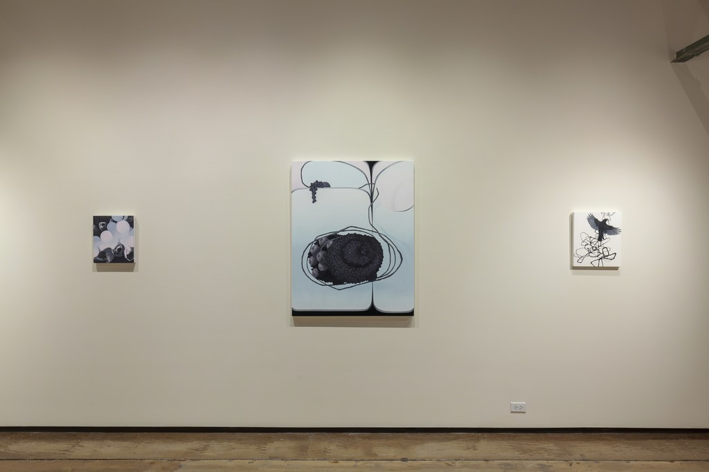 Mia Brownell, installation view