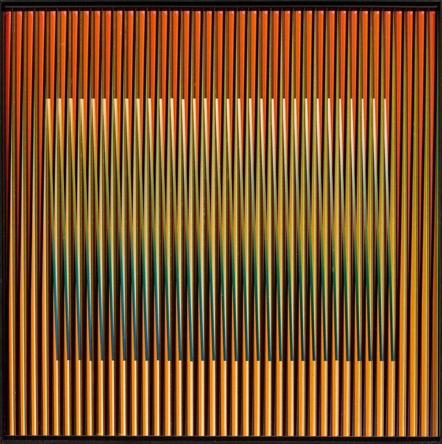 Carlos Cruz-Diez, 'Physichromie MIL/A', 1999, Koller Auctions