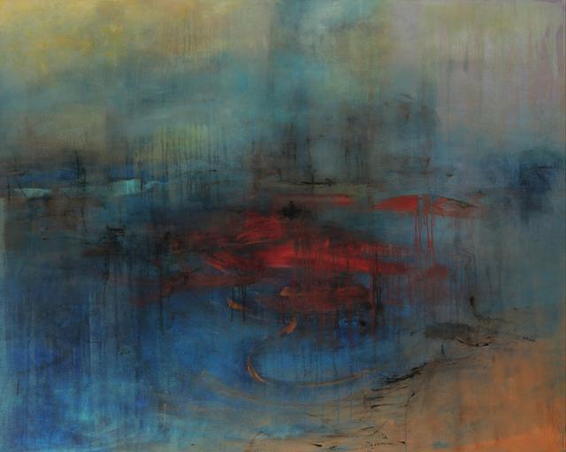 , 'Tears of Color 2,' 2017, The Studio Shop