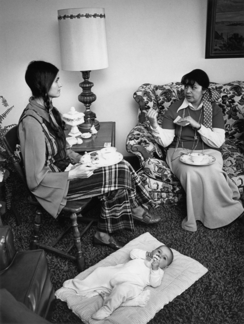 Bill Owens, 'Junior Women's Club, from Suburbia series', ca. 1970's, Etherton Gallery