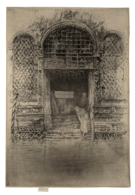 , 'The Doorway,' 1879-1880, David Tunick, Inc.