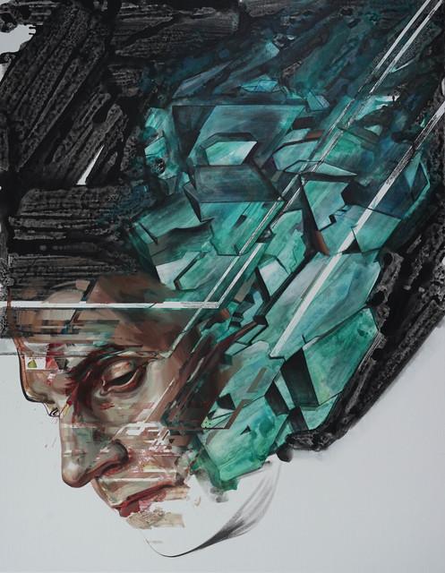 , 'portrait aggregat 2,' 2017, Artdepot