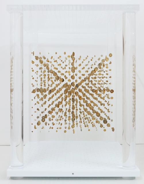 , 'Clock Work,' , Cube Gallery