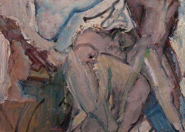 , 'Untitled,' 1998, New York Studio School