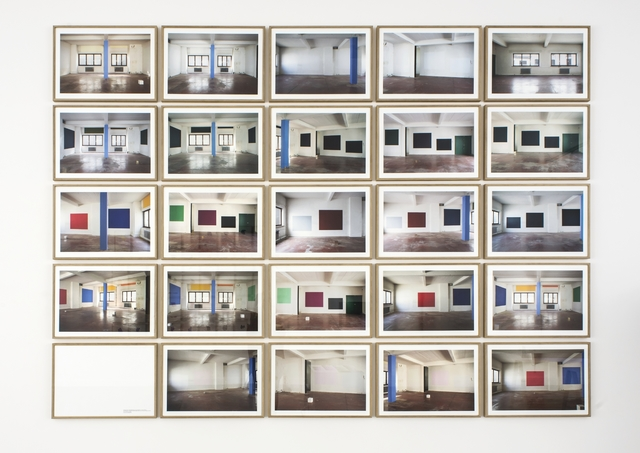 , 'Pans de Sensation,' 2005 -2007, Tatjana Pieters