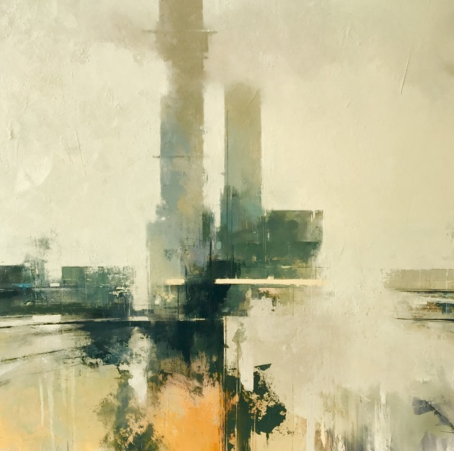 , 'Industrial landscape,' , Rice Polak Gallery