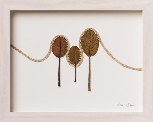 , 'Thread,' 2017, Muriel Guépin Gallery