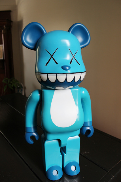 KAWS, 'Chomper Bearbrick 1000%', 2003, EHC Fine Art Gallery Auction