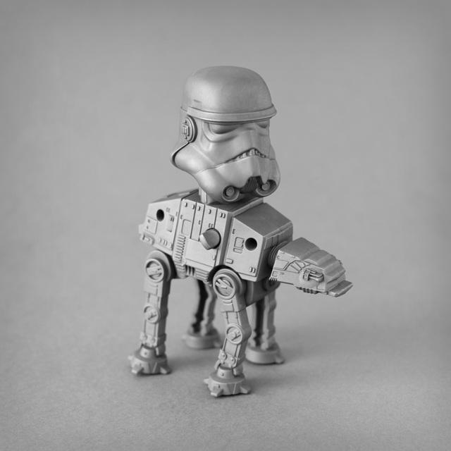 , 'Storm trooper,' 2016, RoFa Projects