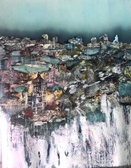 , 'Subdued,' 2017, ARTLabAfrica