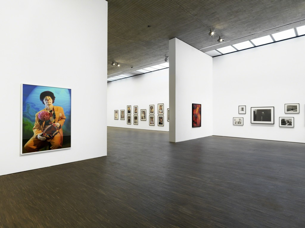 Cindy Sherman - Works from the Olbricht Collection, Installationsansicht, installation view, 2015 © me Collectors Room Berlin, Photo Bernd Borchardt