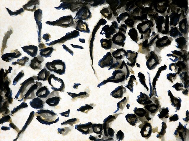 "Fredrick Nelson, '""Winter Poem,""', 2018, Atrium Gallery"