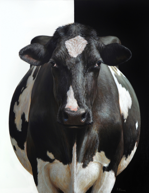 , 'Evi the Cow,' , Plus One Gallery
