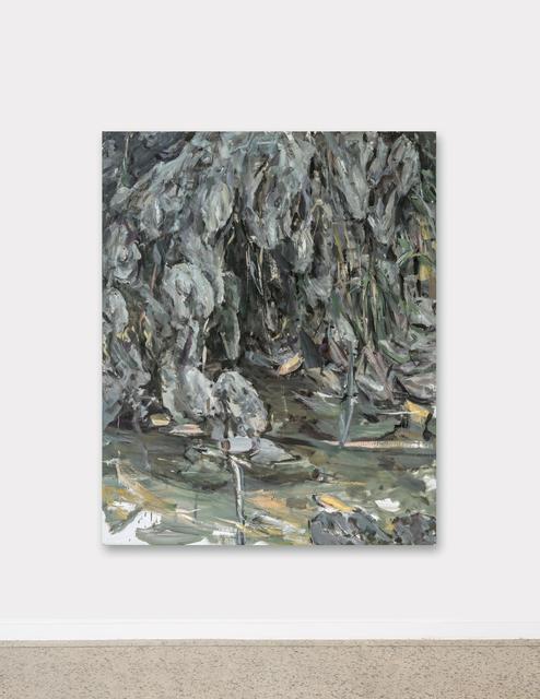 , 'Odd Stone 흘러내린 돌,' 2018, Phosphorus & Carbon
