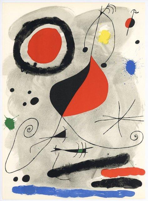 Joan Miró, 'L'Arc', 1964, Artsnap