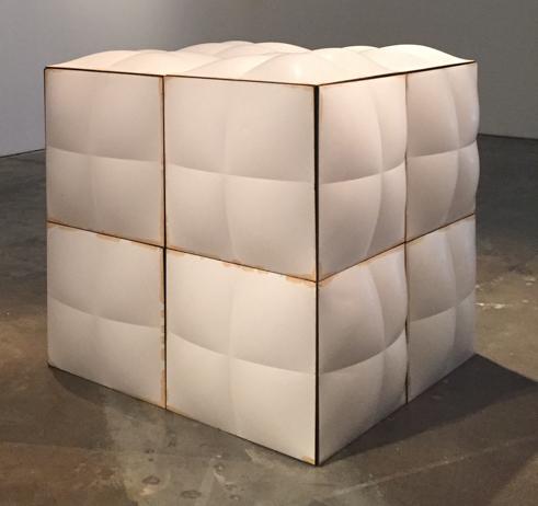 , 'White Cube,' 2015, Deborah Colton Gallery