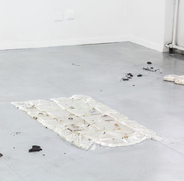 , 'Leftovers,' 2018, Galerija VARTAI