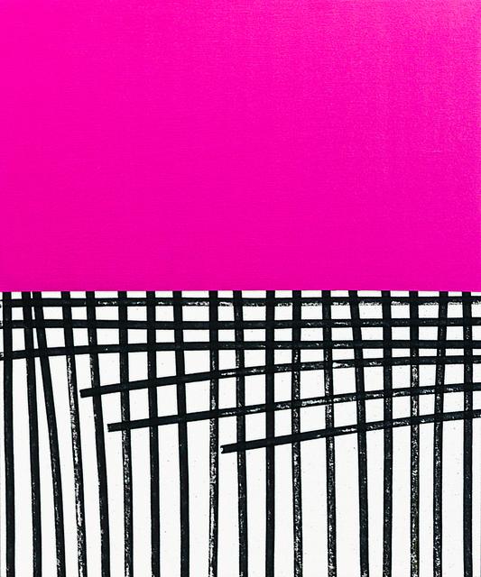 , 'Purro 7 (Magenta),' 2014, Newzones