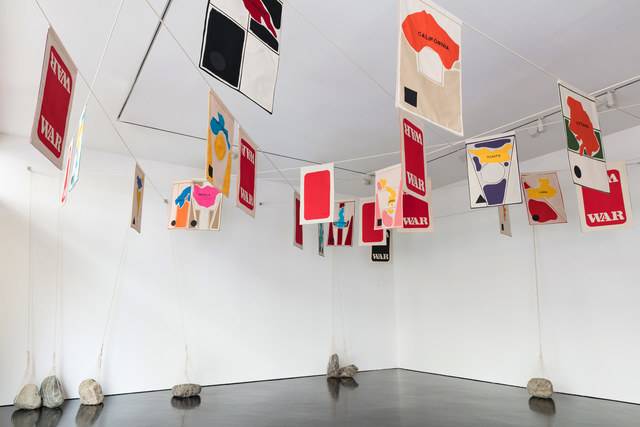 , 'Histõria e Infância (WAR) / History and Infancy (WAR),' 2017, Stephen Friedman Gallery