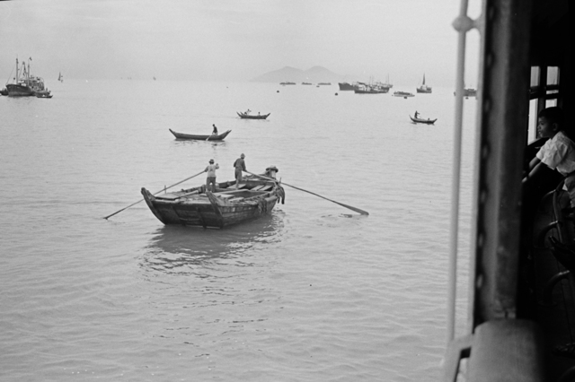 , 'Ferry Crossing ,' 1952-1954, Sultan Ismail Photograph Editions