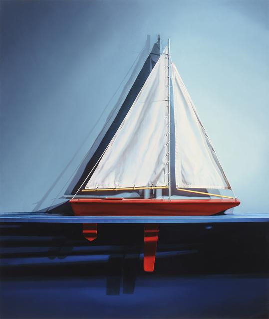 , 'Deep Blue Waters ,' 2013, Lora Schlesinger Gallery