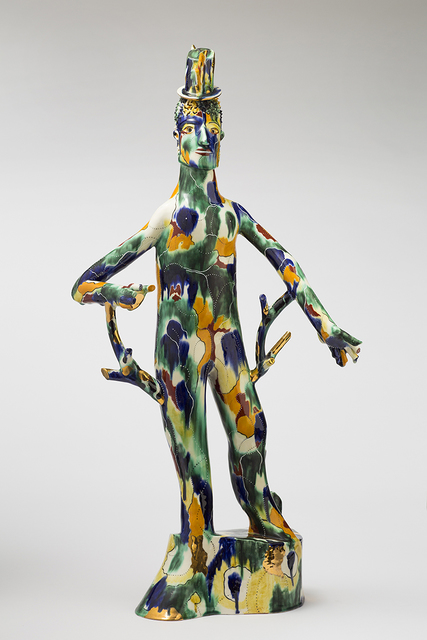 , 'Untitled Figure (Twig),' 2004, Ferrin Contemporary