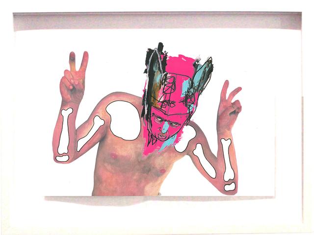 , 'Death of a Hippie,' 2018, de Plume Gallery
