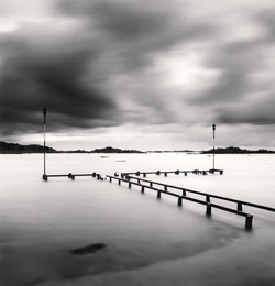 Submerged Landing Stage, Chausey Islands, France. 2007