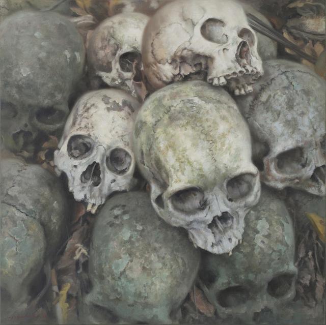 , 'Memento Mori 1,' 2017, Barnard Gallery