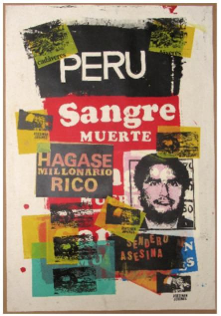 , 'Perú, sangre,,' , Herlitzka + Faria