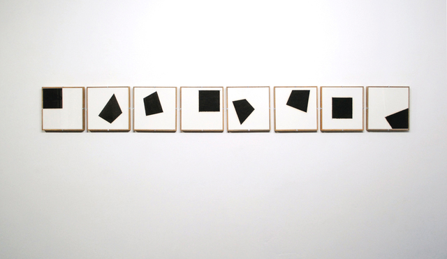 , 'Composition No. 17,' 2012, Casa Triângulo