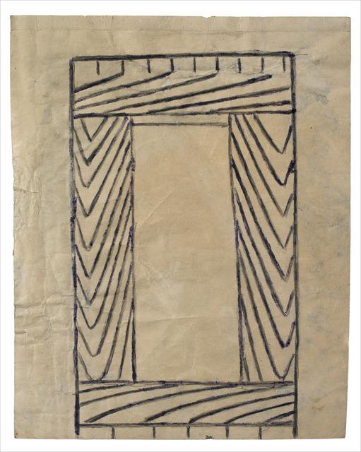 , 'Untitled (Frame),' 1960-1963, Ricco/Maresca Gallery