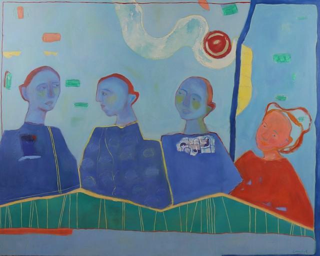 , 'Dreamtime,' , Castlegate House Gallery