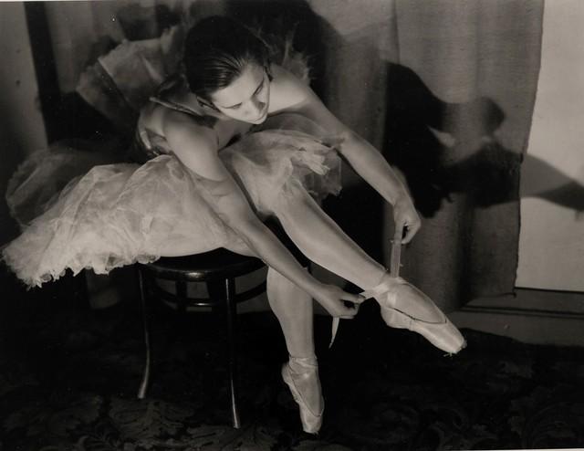 , 'Premier Ballerina Semionova, Moscow Ballet,' 1931, The Halsted Gallery