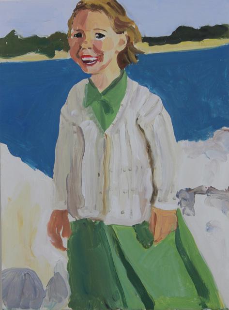 Chantal Joffe, 'Holiday', ca. 1995, Castlegate House Gallery