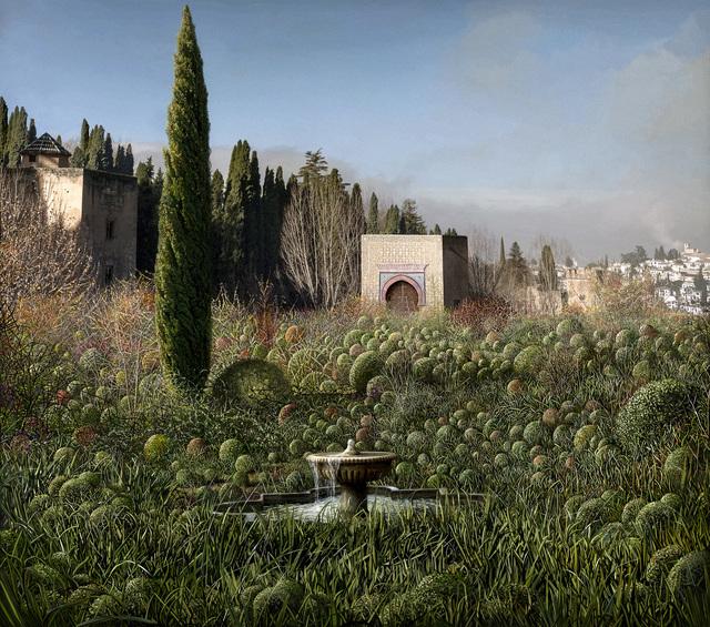 , 'Andaluz (Pararel Universe series) ,' 2016, Zipper Galeria