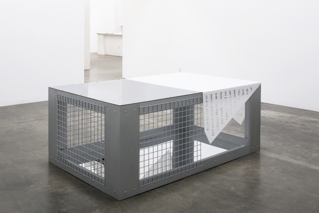, 'Habitus: Type II,' 2010-2012, Susanne Vielmetter Los Angeles Projects