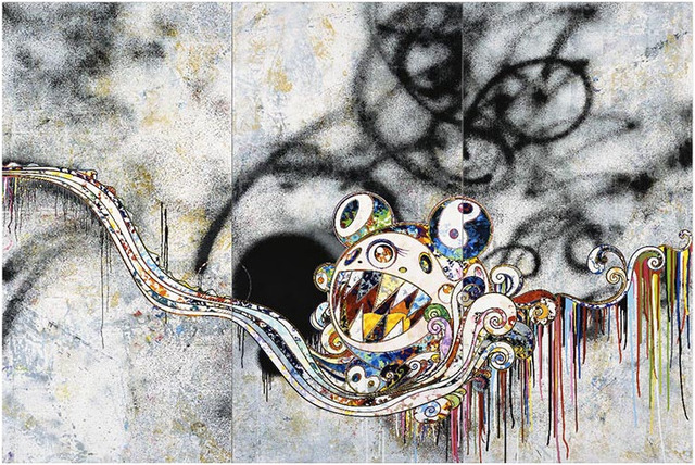 Takashi Murakami, '727999', 2016, Vogtle Contemporary