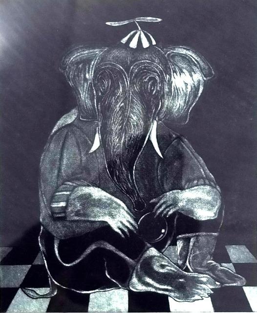 Ryan Abreu, 'Untitled', 2017, Dhi Artspace