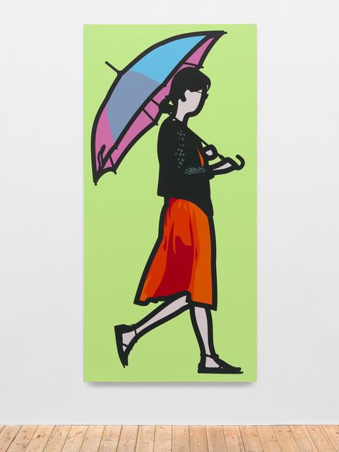 , 'Pink Umbrella,' 2014, Galeria Mário Sequeira