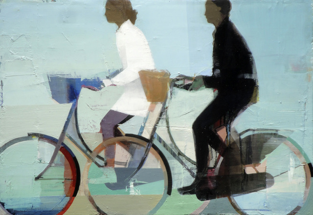 , 'Bike Ride,' 2016, Sue Greenwood Fine Art