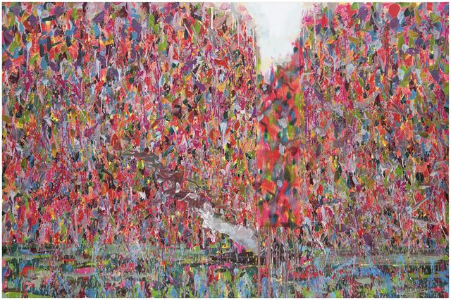 , '叙事之雾2017--3 Mist of Narration 2017-3,' 2017, Tang Contemporary Art