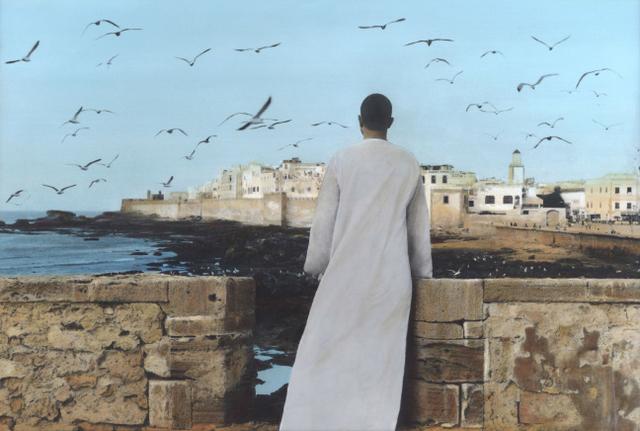 , 'Self portrait, Essaouira, 2011,' 2011, Galerie Nathalie Obadia